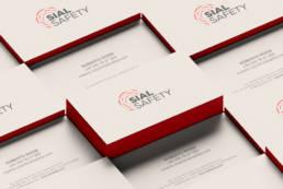 realizzazione logo sial safety