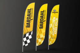 realizzazione flag bardahl